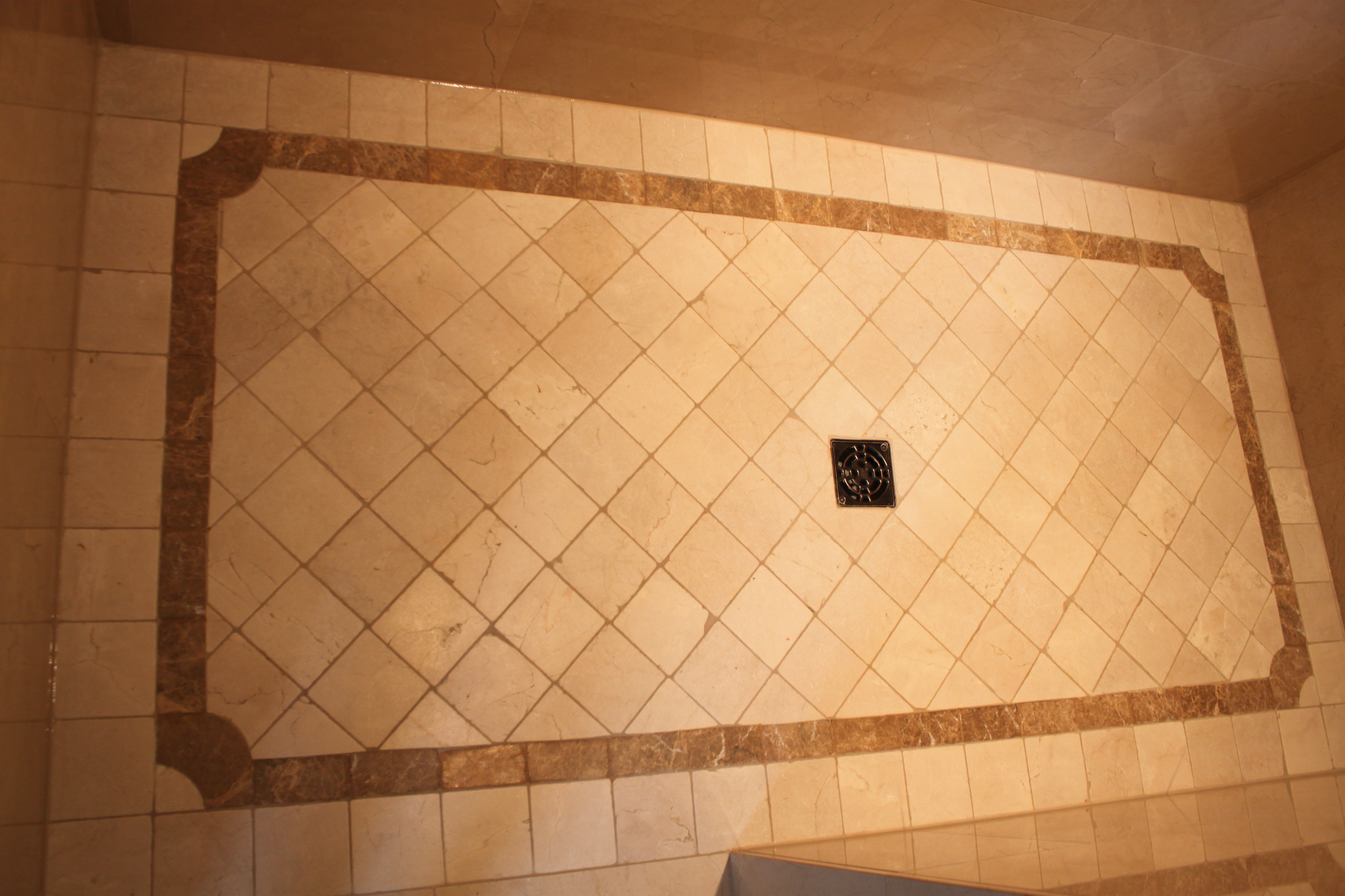 Custom Showers Flooring  Accessories - Custom showers
