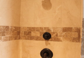 Custom Shower - Zumbek
