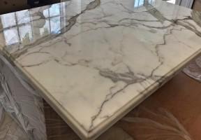 Calcutta Marble 3cm Ogee